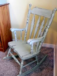 Electric Rocking Chair Little Bit Of Paint My Mother U0027s Rocking Chair