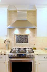 how to install a backsplash in the kitchen best 25 stainless steel vent hood ideas on pinterest stainless