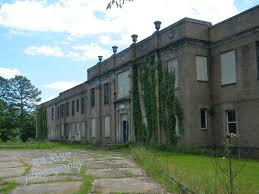 haunted houses in el paso tx for halloween abandoned texas u0026 pacific railroad hospital in marshall tx