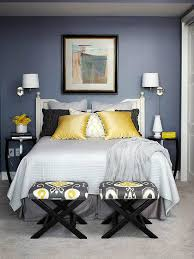 collection in blue and black bedroom color schemes with 22