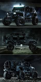zombie jeep nightstalker jeep comes equipped with military grade night vision