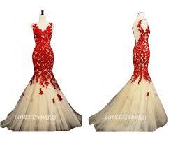dress red prom dress wedding dress prom dress bridesmaid long