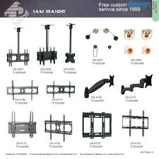 Lcd Tv Wall Mount Stand Alibaba Manufacturer Directory Suppliers Manufacturers