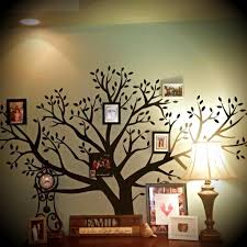 7 family tree wall decal photos for unique home decor uniq home extra large family photo tree wall decal