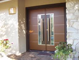 25 amazing steel front doors which makes house more affordable