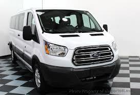 Ford Van Interior 2016 Used Ford Transit Wagon Transit 350 T350 12 Passenger Van At