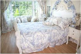 French Toile Bedding Blue Toile Bedding Sets Home Design U0026 Remodeling Ideas