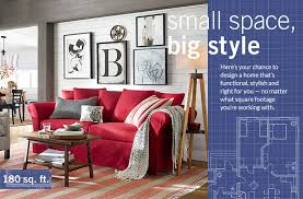 How To Arrange Bedroom Furniture In A Small Room Small Spaces Pottery Barn