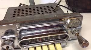 1962 63 ford falcon radio nice sounds great 2tbd futura