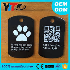 laser engraved dog tags list manufacturers of laser engraved aluminium tag buy laser