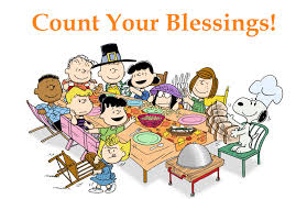 peanuts thanksgiving pictures giving thanks orlando espinosa