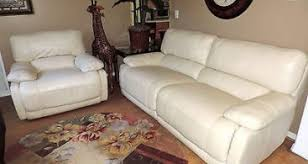 Nina Leather Sofa Modern Loveseat I Modern Loveseat Sleeper Macys Yellow Leather