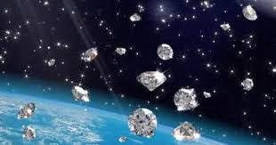 does it really rain diamonds on saturn and jupiter these