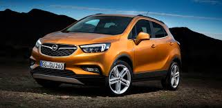 opel jeep mokka x facelift unveiled