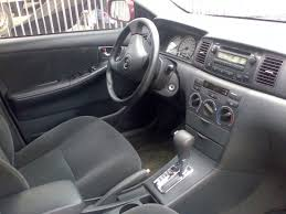 toyota corolla s 2005 for sale 2007 toyota corolla s model for sale autos nigeria
