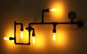 Edison Bulb Wall Sconce Edison Bulb Wall Sconce Kits Savary Homes