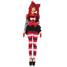 doll dress halloween costume rag doll womens costume from halloween hq