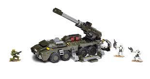siege canon halo unsc kodiak siege cannon mega bloks