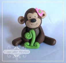 Baby Monkey Centerpieces by 20 Best Monkey Decoration Images On Pinterest Modeling Animals