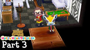 animal crossing happy home designer part 3 a stylish space for