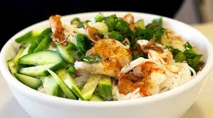 in cool vietnamese noodle salads the right rice noodle is key