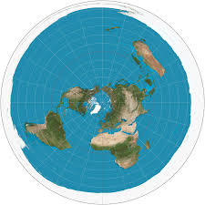flat earth antarctica and the ends of the earth bible verses and