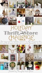 my sweet savannah oh deer it u0027s a holiday thrift shop challenge