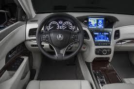 Acura Rlx Hybrid Release Date 2014 Acura Rlx Sport Hybrid Sh Awd First Drive Motor Trend