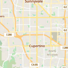 cupertino map cupertino garage sales yard sales estate sales by map