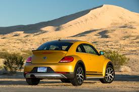 2016 Volkswagen Beetle Dune First Drive Review