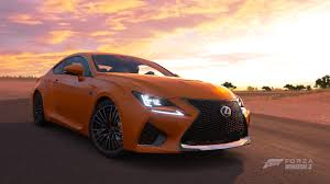 lexus performance company forza horizon 3 cars