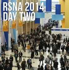 rsna 2014 day two recap