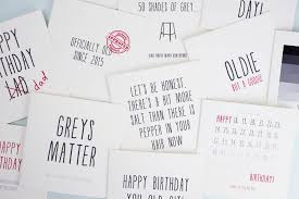stuff u0027 funny birthday card by bonnie blackbird