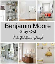benj moore paint colors gray owl by benjamin moore benjamin moore grey owl