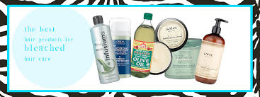 rescue bleached hair the best hair products for bleached hair repair and rescue