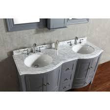 Contemporary Bathroom Vanity by Discobath Blossom Rome 60