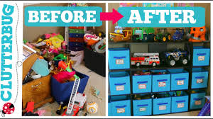 how to organize toys how to organize toys monday before and after