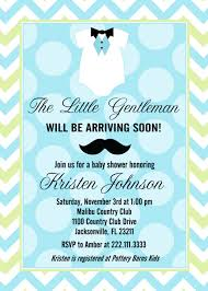 top 13 little man mustache baby shower invitations for you