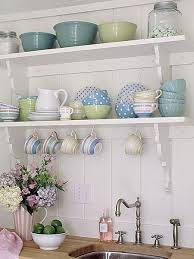 open kitchen shelving ideas how to open shelving in your kitchen without daily staging
