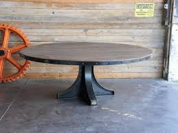 custom made dining tables uk liberty table by vintage industrial urban icon