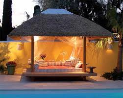 Backyard Gazebo Thatched Roofing For Gazebos And Sheds Gorgeous Backyard Designs