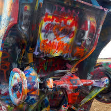 cadillac ranch indianapolis cadillac ranch by ant farm department of everyday visualingual