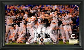 san francisco giants 2014 world series chions celebration