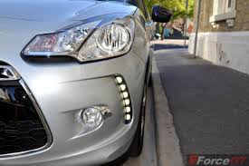 nissan leaf daytime running lights citroen ds3 review 2013 ds3 cabrio led daytime running light strip