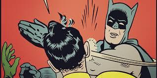 Slap Meme - batman slap blank template imgflip