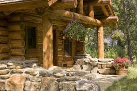 19 rustic decorating ideas with logs log cabin interior design an