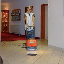 Tile Floor Scrubbing Machine Electric Mini Floor Scrubber 14