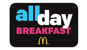 mcdonalds the time is now mcdonald s serving all day breakfast