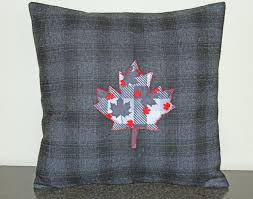 cushion cover canada day canada 150 pillow cover made in