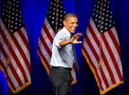Barack Obama Flag President Barack Obama Visits Austin On Campaign Fundraiser Stop